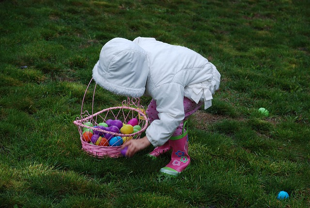 Easter Safety While Egg Hunting